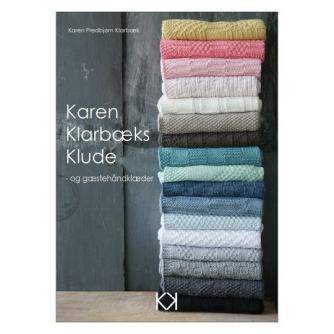 Karen Predbjørn Klarbæk: Karen Klarbæks klude - og gæstehåndklæder