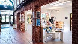 Trekanten Bibliotek