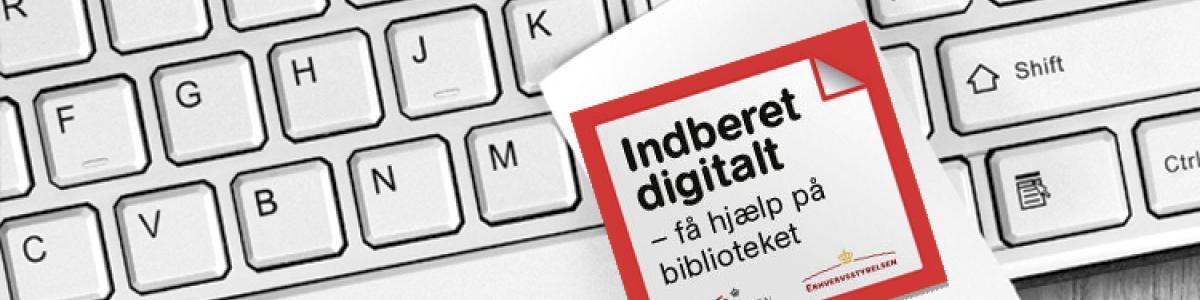 Biblioteket hjælper dig med at komme i gang med digitale indberetninger