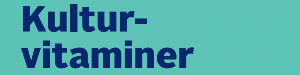 Logobillede for Kulturvitaminer