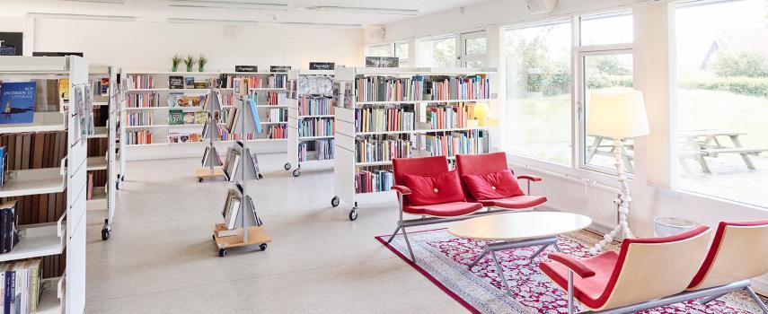 Hals Bibliotek