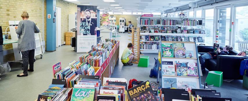 Hasseris Bibliotek