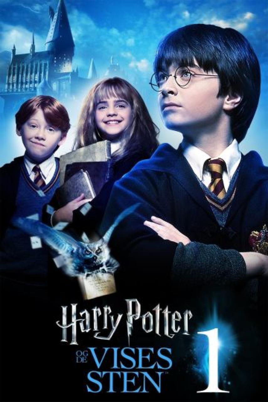 Chris Columbus (f. 1958), Steve Kloves, John Seale, Joanne K. Rowling: Harry Potter og de vises sten