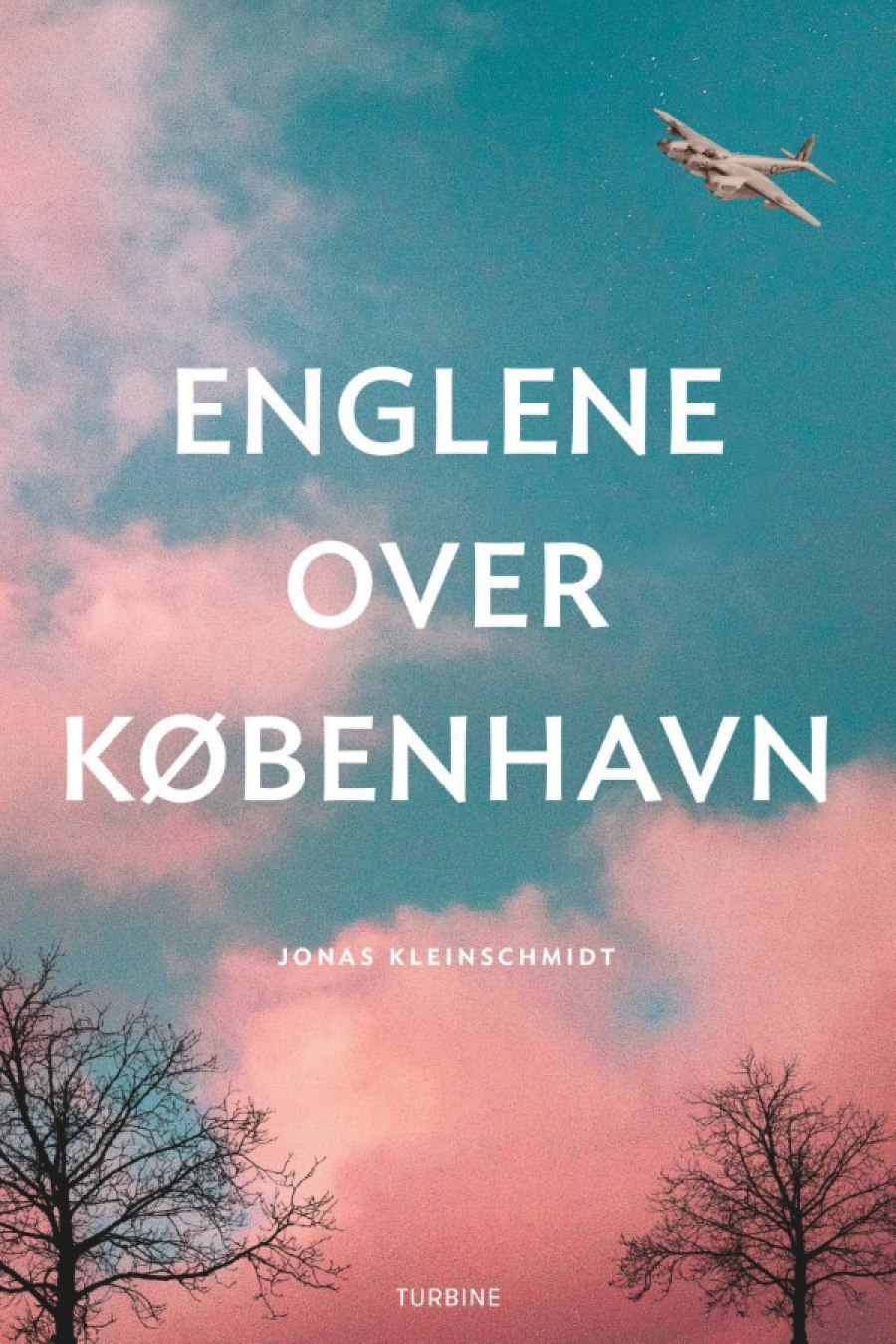 Billede af bogen Englene over København af Jonas Kleinschmidt