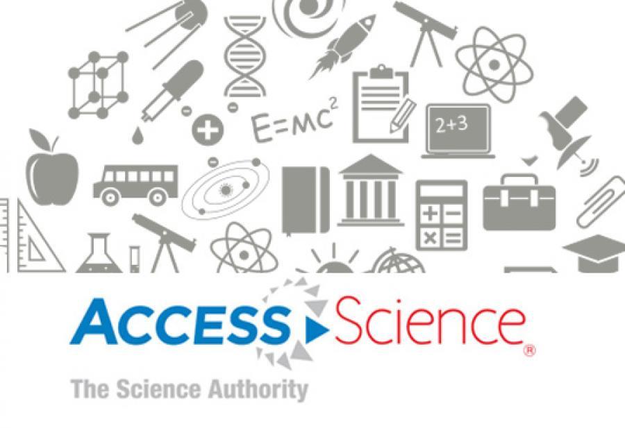 Logobillede AccessScience