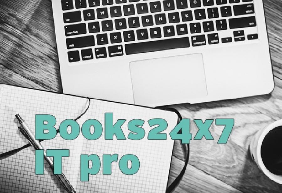 Logobillede Books24x7 ITpro