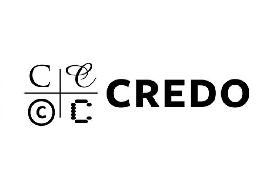 Logobillede af databasen Credo