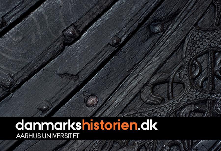 Logobillede Danmarkshistorien.dk