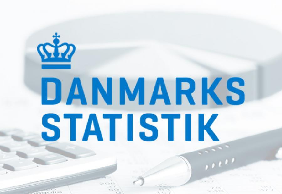 Logobillede Danmarks Statistik