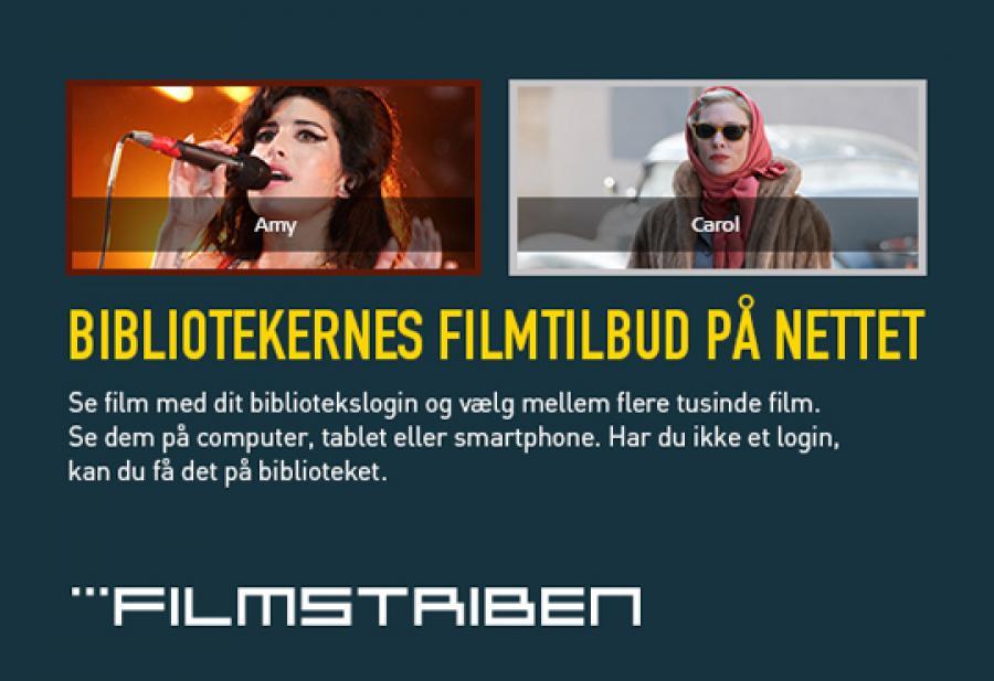 Logobillede Filmstriben