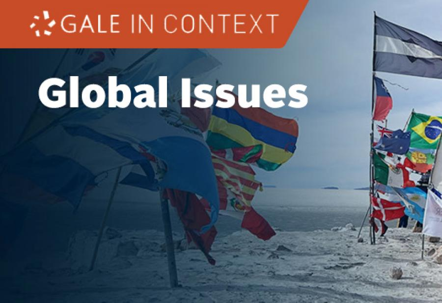Logobillede: Gale In Context Global Issues