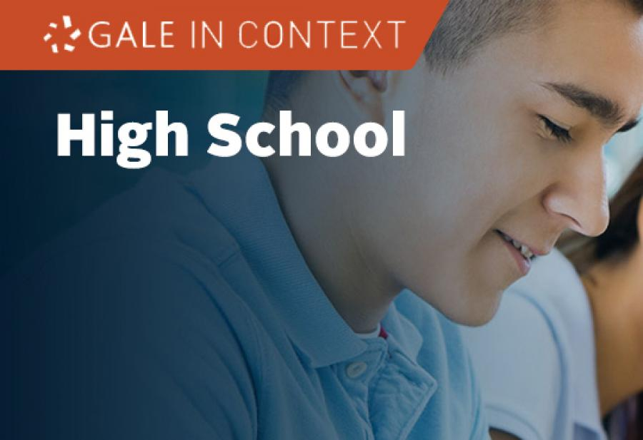 Logobillede: Gale In Context Highschool