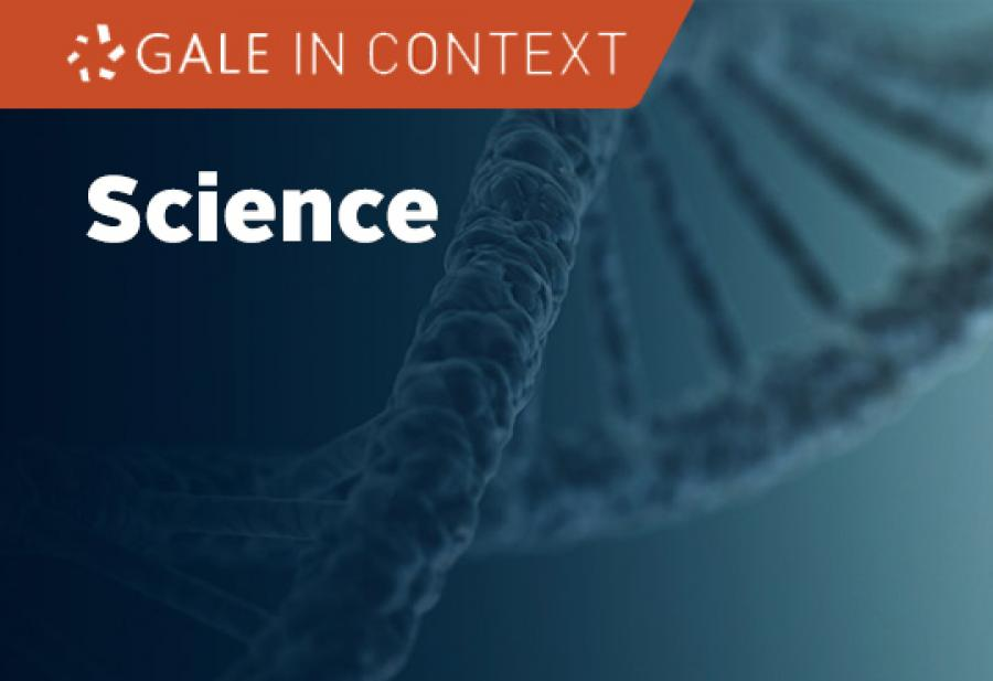 Logobillede: Gale In Context Science