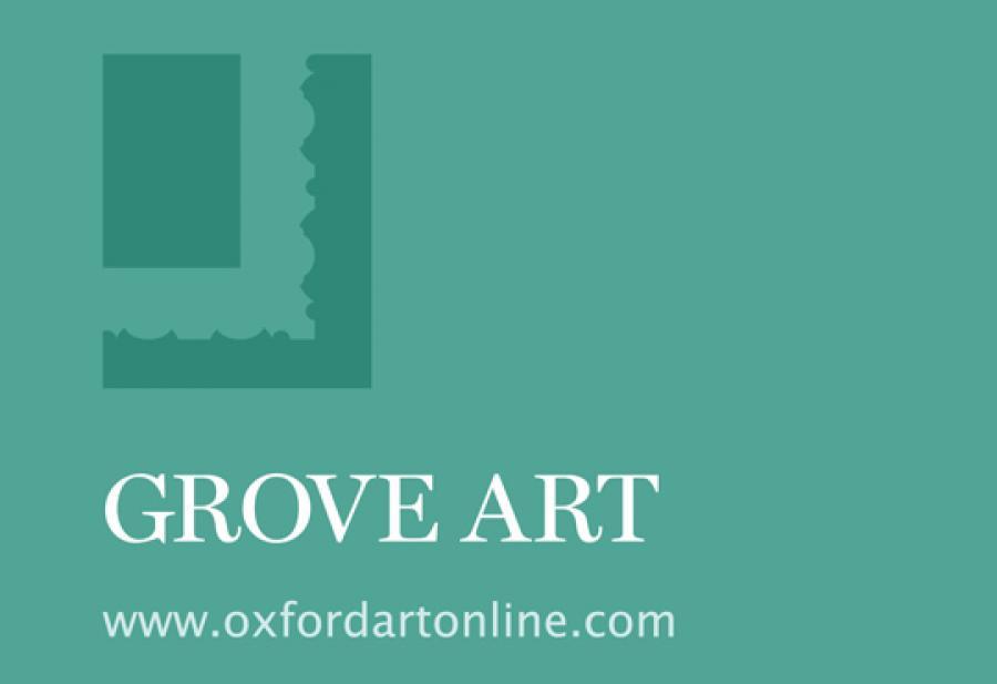 Logobillede Grove art kunstdatabase