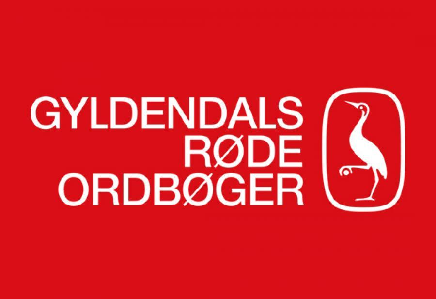 Logobillede Gyldendals Røde Ordbøger