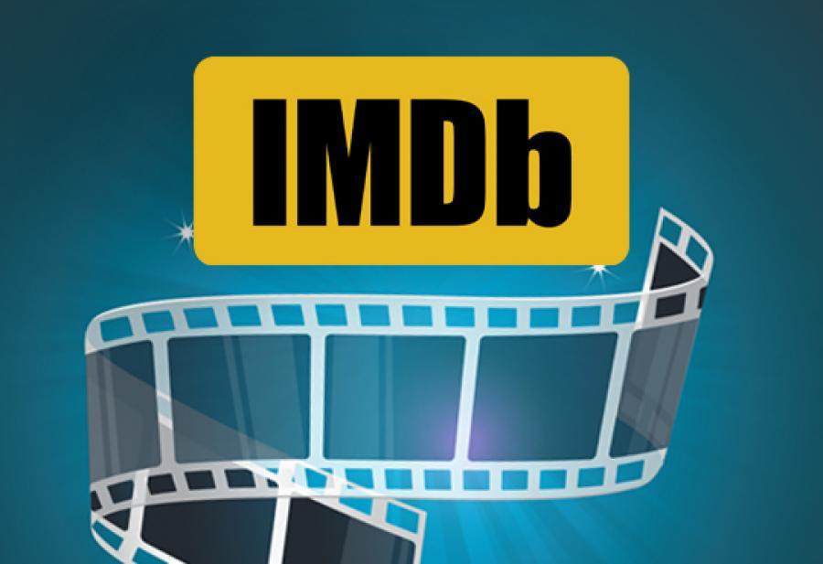 Logobillede IMDB - Internet Movie Database