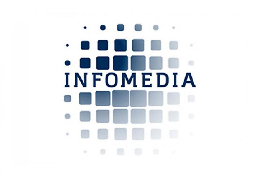 Logobillede Infomedia avis- og artikeldatabase