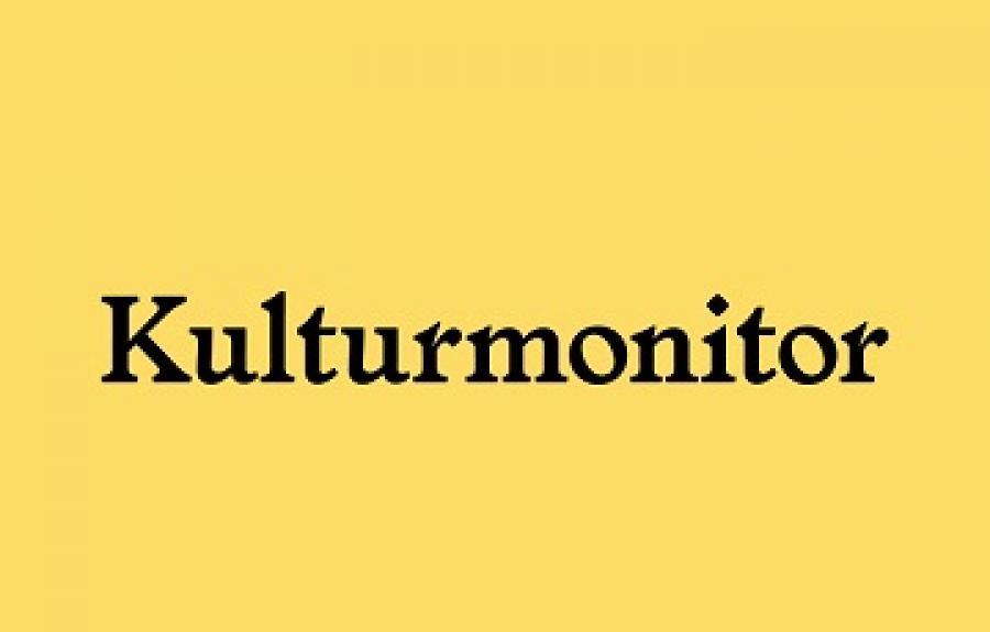 Logobillede af netmagasinet Kulturmonitor