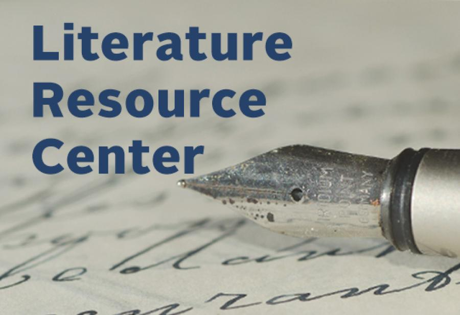 Logobillede Literature Resource Center