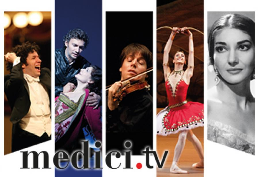Logobillede Medici.tv musik database