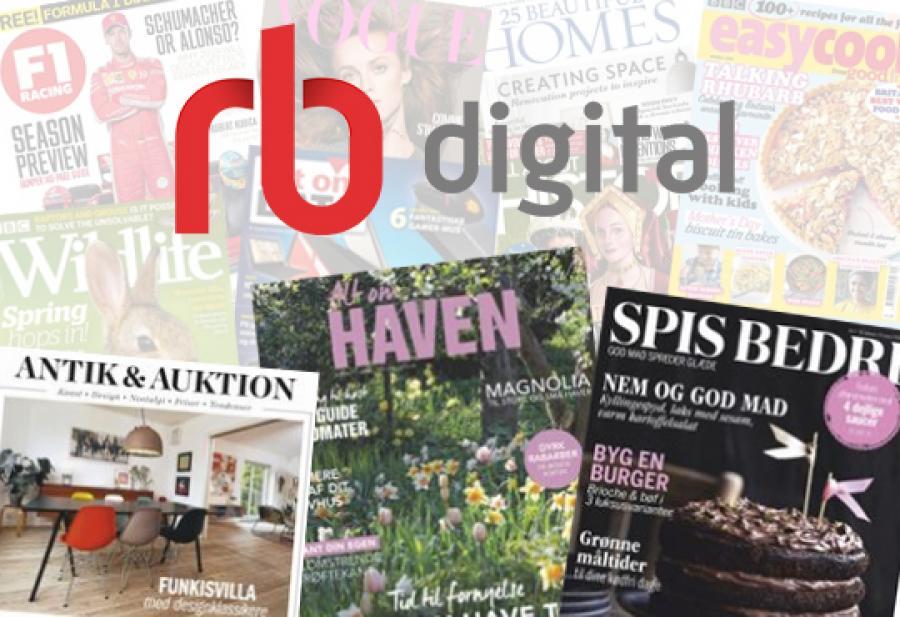 Billede fra databasen RBdigital Magazines
