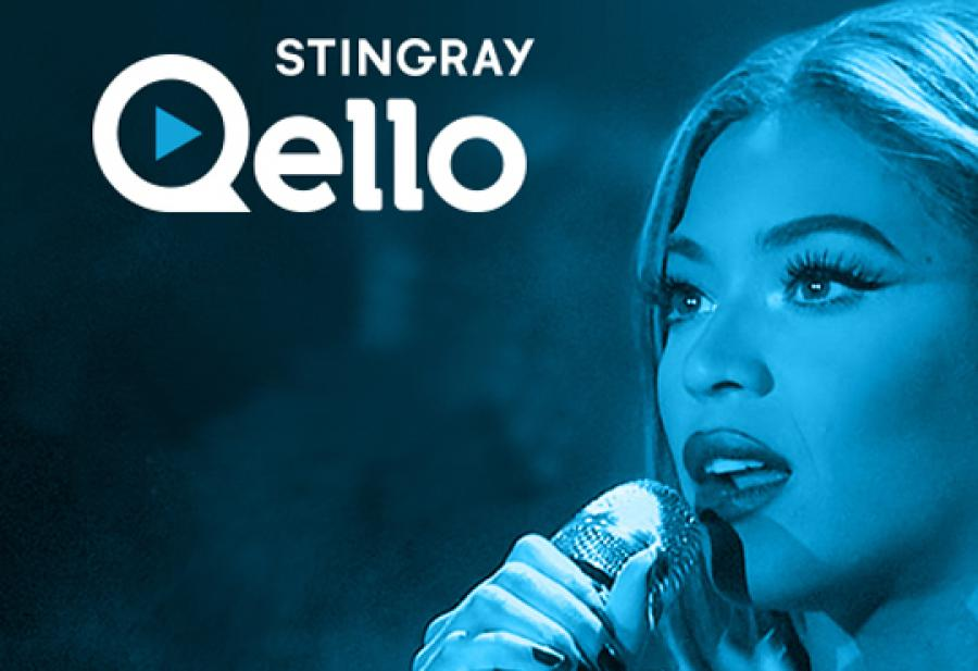 Logobillede af Stingray Qello musik database