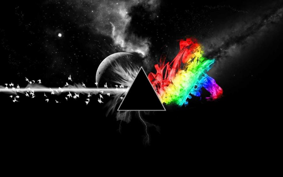 Dark side of the moon pladecoveret