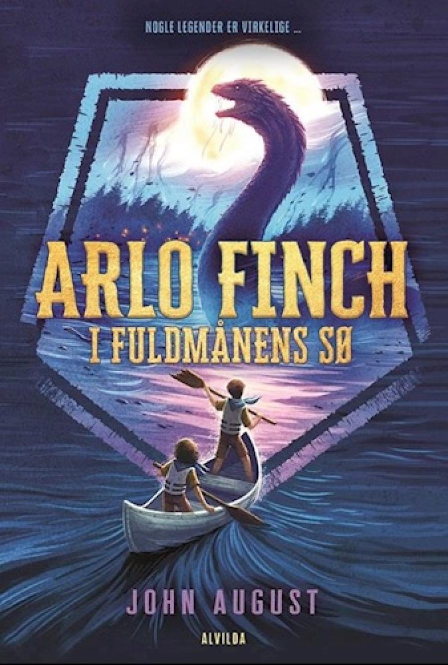 Arlo Finch i fuldmånens sø af John August