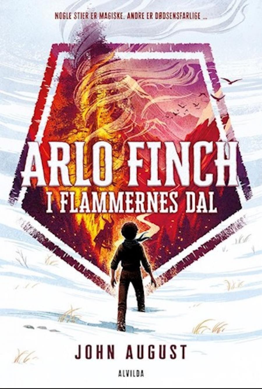 Arlo Finch i flammernes dal af John August