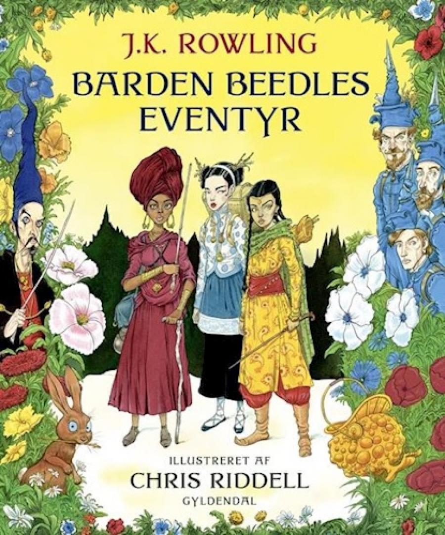 Barden Beedles eventyr af J. K. Rowling