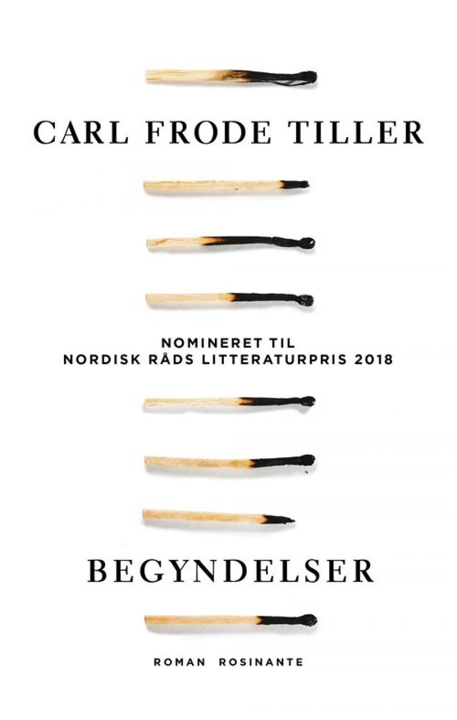 Begyndelser af Carl Frode Tiller