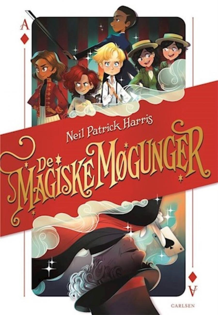 De magiske møgunger af Neil Patrick Harris