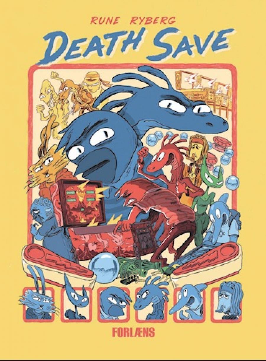 Death Save af Rune Ryberg