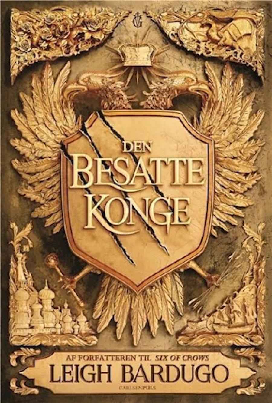 Den besatte konge af Leigh Bardugo