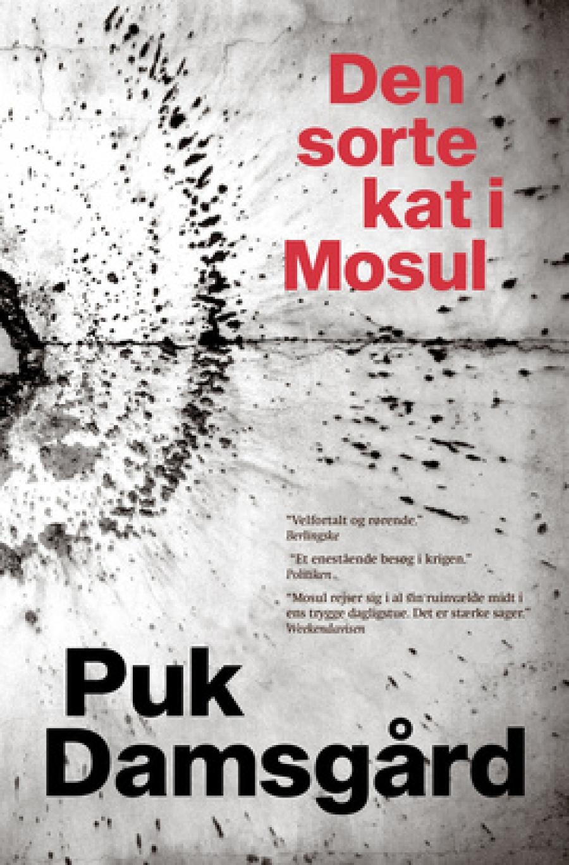 Den sorte kat i Mosul af Puk Damsgård