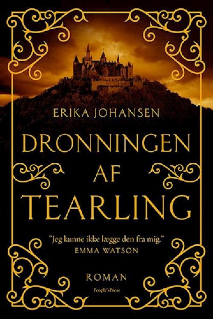 Dronningen af Tearling af Erika Johansen