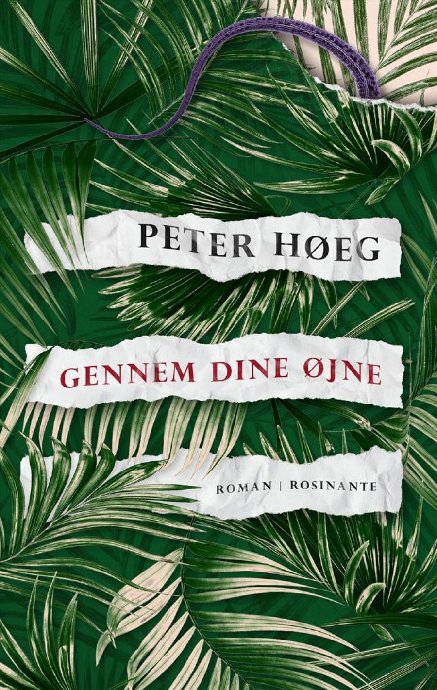 Gennem dine øjne af Peter Høeg