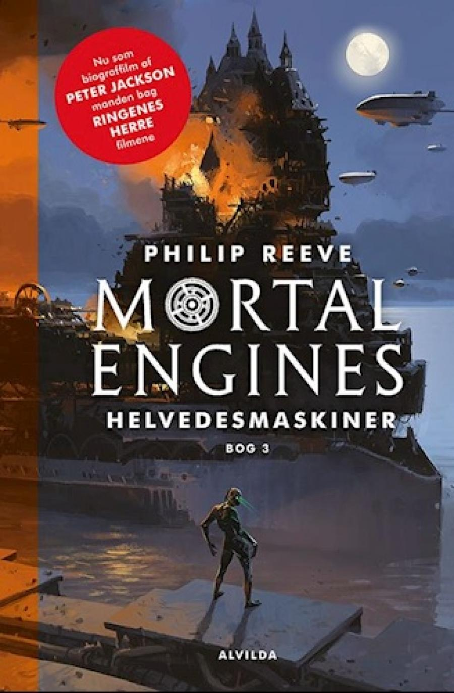 Mortal Engines - Helvedesmaskiner af Philip Reeve