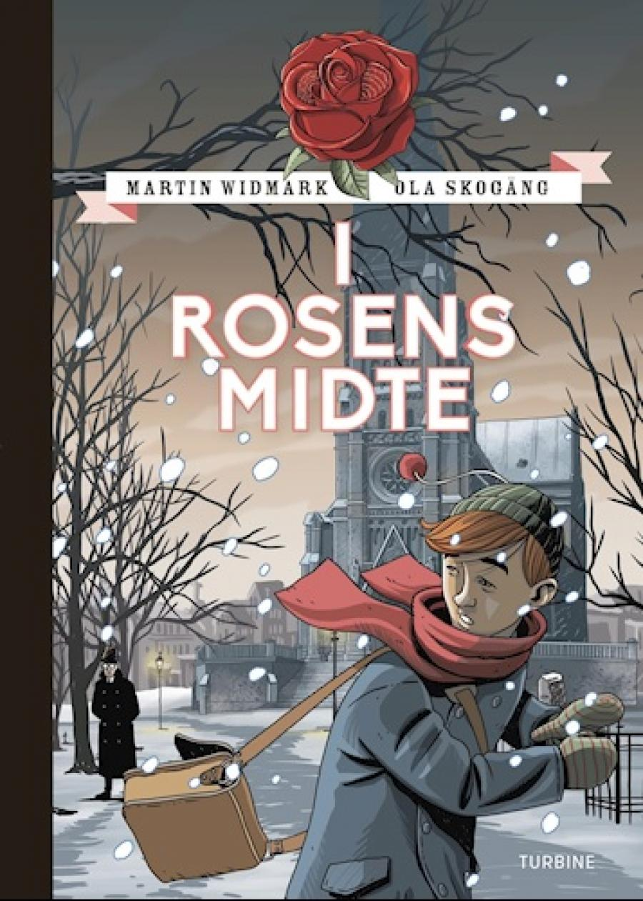 I rosens midte af Martin Widmark