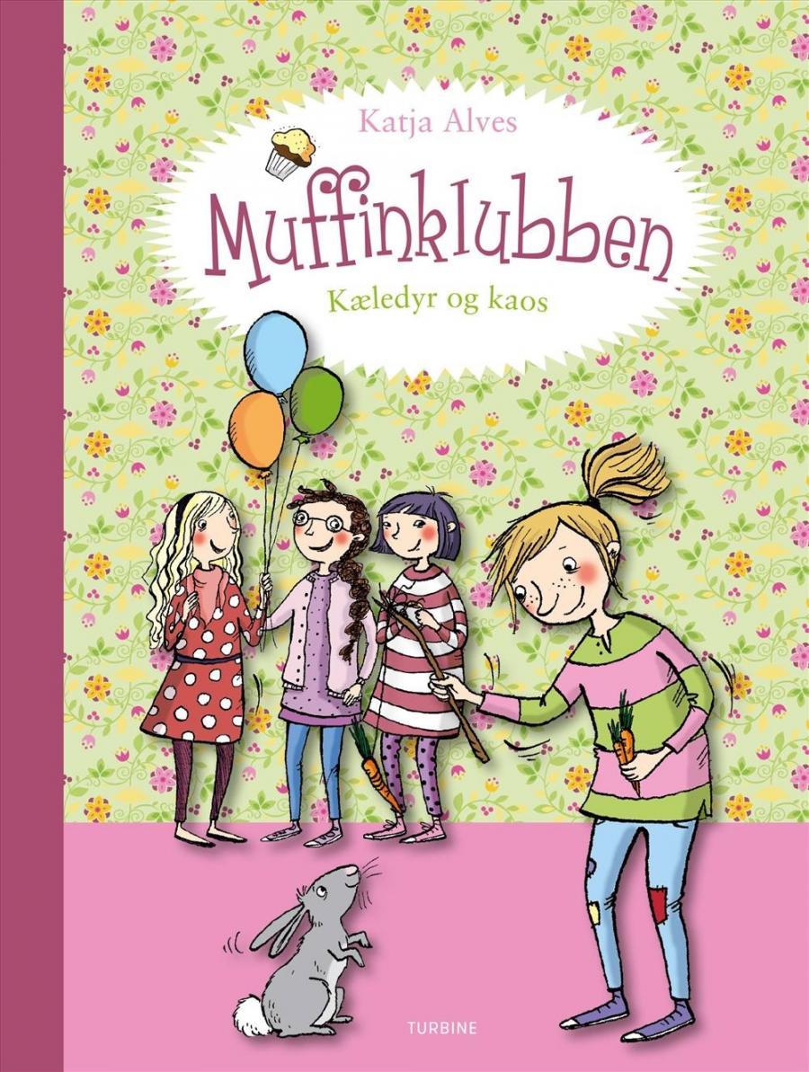 Muffinklubben - kæledyr og kaos af Katja Alves