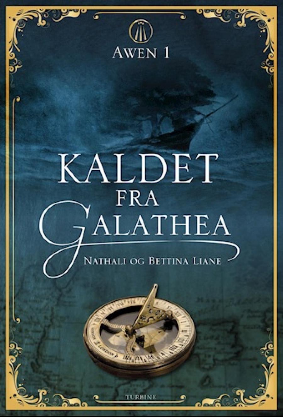Kaldet fra Galathea af Betina og Nathali Liane