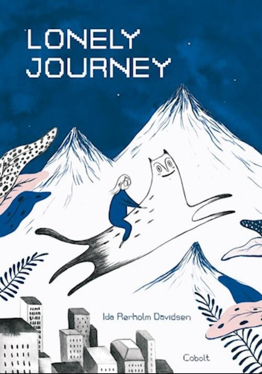 Lonely Journey af Ida Rørholm Davidsen