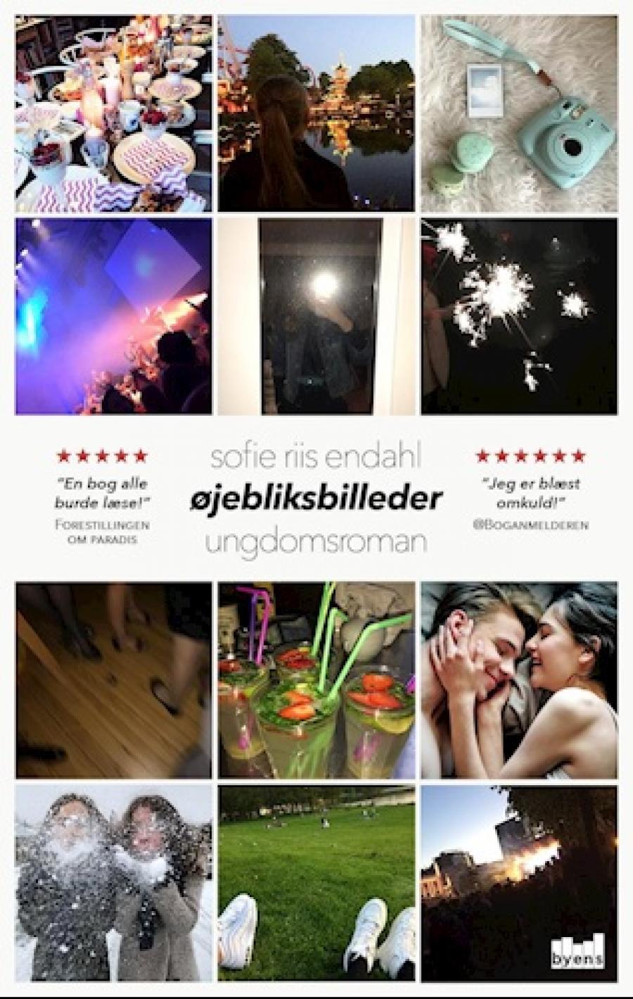 Øjebliksbilleder af Sofie Riis Endahl