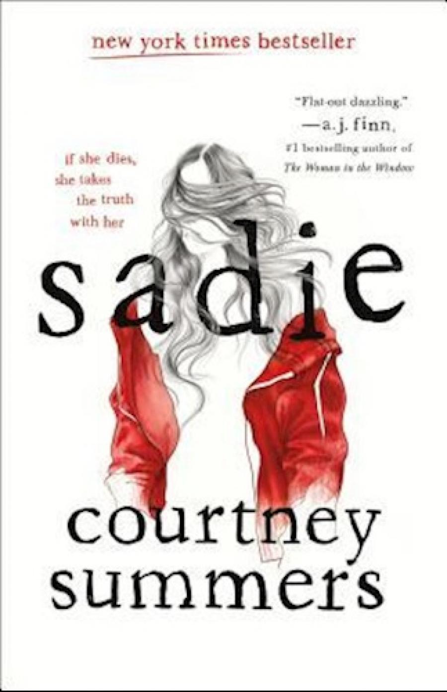 Sadie af Courtney Summers