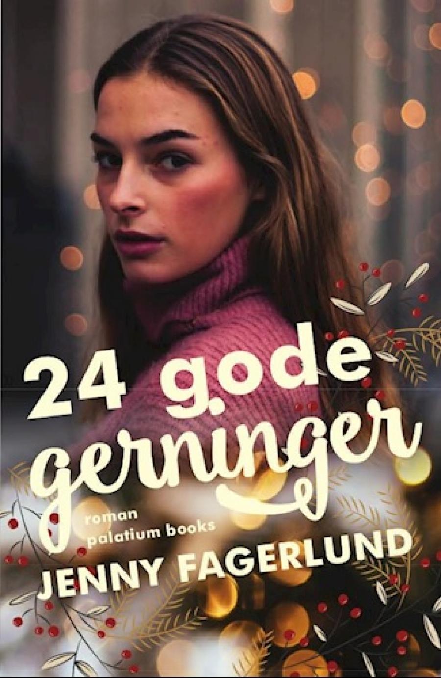 24 gode gerninger af Jenny Fagerlund