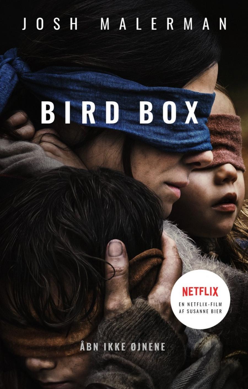 Billede af bogen Bird Box af Josh Malerman