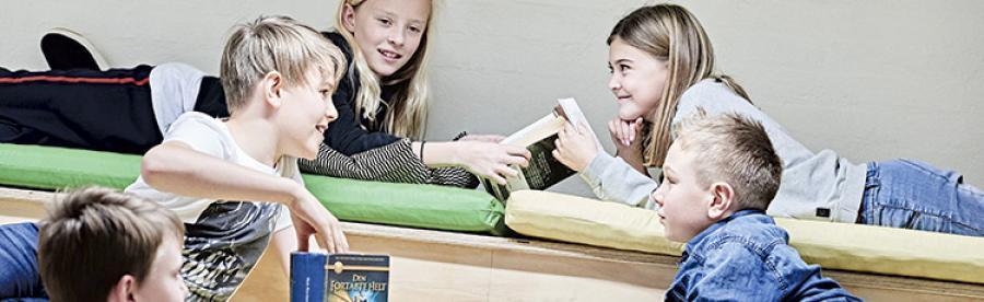 Børn fra bogklubben