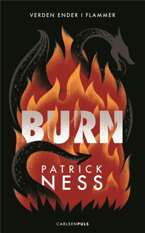 Billede af bogen Burn af Patrick Ness