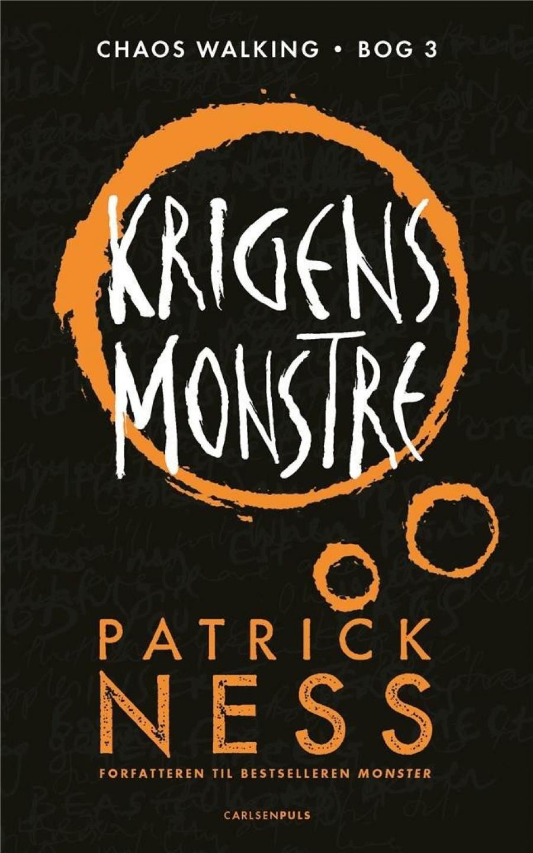 Billede af bogen Krigens monstre af Patrick Ness