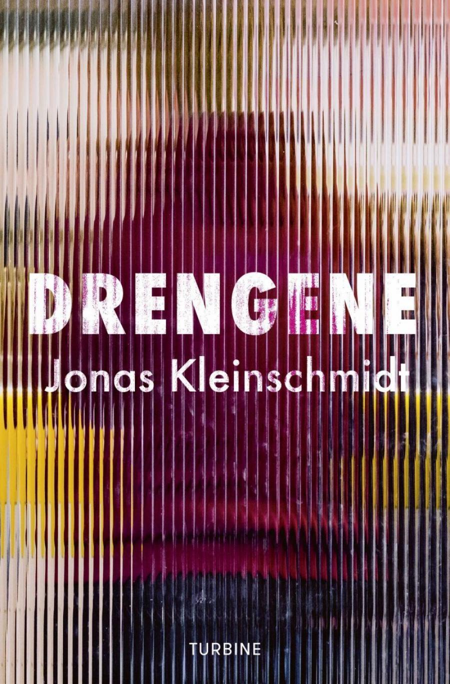 Forsidebillede af bogen Drengene af Jonas Kleinschmidt